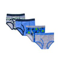 George Boys' 4 Piece Briefs 6