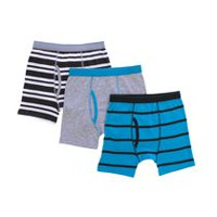 George Boys' 3 Piece Boxers L