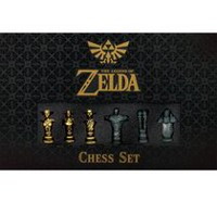 USAopoly Chess: The Legend of Zelda Collector's Edition