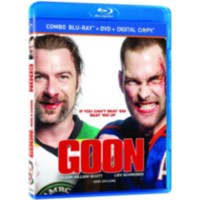 Goon (Blu-ray + DVD) (Bilingual)