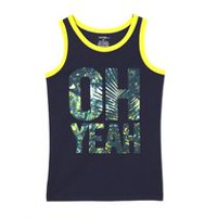 George Boys' Graphic Tank M