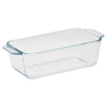 Pyrex® Basics™ 1.5qt Glass Loaf Baking Dish