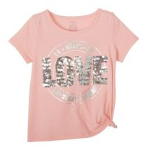 George Girls' Embellished Graphic Tee S/P