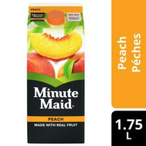 Minute Maid Peach