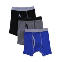 George Toddler Underwear Boys' 3 Piece Boxers 4
