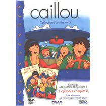 Caillou: Collection Famille, Vol.2 (French Edition)