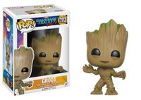 Figurine en vinyle Toddler Groot de Guardians of the Galaxy Vol. 2 par Funko POP!