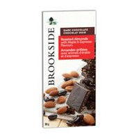 BROOKSIDE Dark Chocolate Roasted Almonds with Maple and Espresso flavours