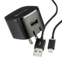 blackweb 2-in-1 Lightning Wall Charger Kit