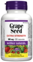 Webber Naturals® Grape Seed Extra Strength, 100 mg