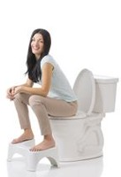 "Squatty Potty Ecco 7"" Toilet Stool"