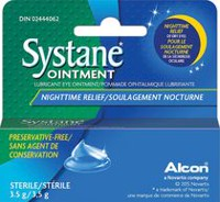 Systane® NIGHTTIME RELIEF Lubricant Eye Ointment