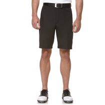 Ben Hogan Men's Golf Performance Solid Flat Front Shorts Caviar 36