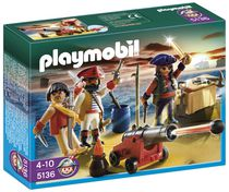 Playmobil Pirates Commander Figure