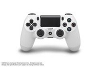 Glacier White DUALSHOCK®4 Wireless Controller (PS4)