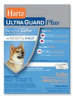 Hartz UltraGuard Plus Flea & Tick Collar w/Reflect-X Shield for Dogs™ and Puppies