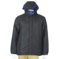 Athletic Works Men's Snowboard Jacket Black L