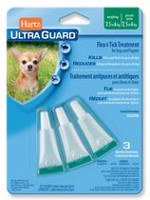 Hartz UltraGuard Flea & Tick Treatment for Dogs and Puppies 2.5 to 6 kg