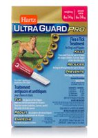 Hartz UltraGuard Plus Flea & Tick Treatment for Dogs and Puppies 6 to 14 kg