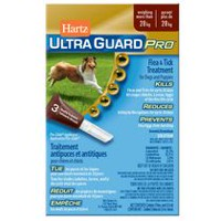 Hartz Ultra Guard Pro Dogs and Puppies Flea & Tick Treatment