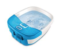 HoMedics Bain de pieds de luxe Bubble Bliss