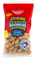 David Roberts Roadhouse In-Shell Peanuts