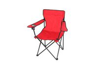 Ozark Trail Deluxe Arm Chair Red