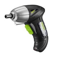 POWER IT! 4 Volt Lithium Ion 1/4 Inches Screwdriver