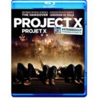 Film Project X (Blu-ray) (Bilingue)