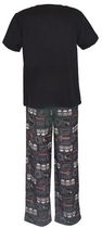 Star Wars Boys' 2-Piece Pyjama Set Black 4