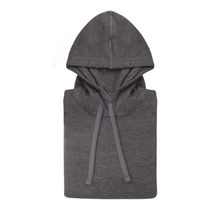 Athletic Works Men's Pullover with Hood Grey 2XL