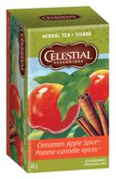 CELESTIAL SEASONINGS Pomme-Cannelle Épices 20 CT