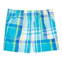 George Girls Pull On Shorts Turquoise 0-3 months