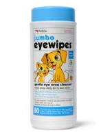 Jumbo Eyewipes - 80ct