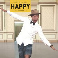 Pharrell Williams - Happy (From 'Despicable Me 2') (7-Inch Vinyl)