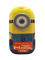 Minions 3D Banana Scented 3-in-1 Body Wash Shampoo and Conditioner