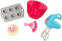 Barbie Accessories Baking Set