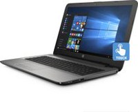 "HP 15.6"" Notebook with AMD A10-9600P APU 2.40GHz Processor"