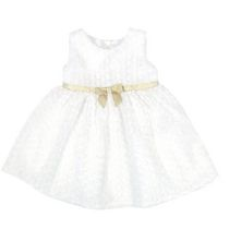George Girls' lace dress 0/3M