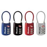 Master Lock 4688D 30 mm Luggage Combination Lock
