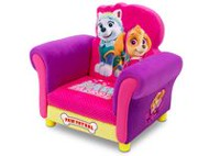 PAW Patrol Skye & Everest Deluxe Upholstered Chair