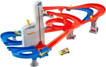 Hot Wheels Auto Lift Expressway Motorized Playset