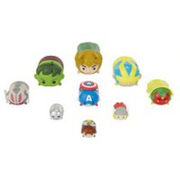Marvel Tsum Tsum Wave 2 9 Pack Action Figures