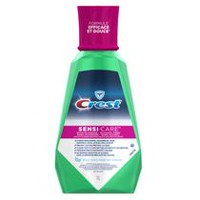 Crest Sensi-Care Anticavity Fluoride Mouth Rinse