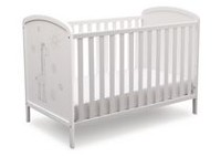 Delta Children ModBaby 3-in-1 Convertible Crib
