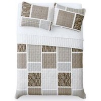 Mainstays Lydia Reversible Quilt Set