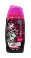 Mattel Monster High Kids' Strawberry Scent 2-in-1 Conditioning Shampoo