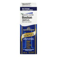 Bausch + Lomb Boston Simplus Solution d'action multiple