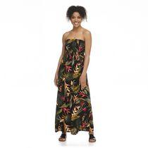 George Women's Smocked Tube Maxi Dress