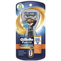 Gillette Fusion ProGlide Power Men's Razor with FlexBall Handle